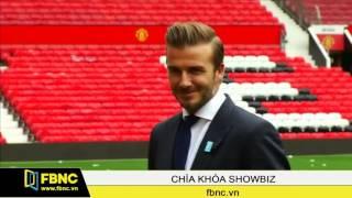 FBNC – David Beckham là người đàn ông quyến rũ nhất thế giới