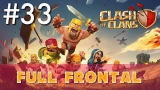 Clash of Clans - Single Player #33: Full Frontal | Minimalist Army Playthrough