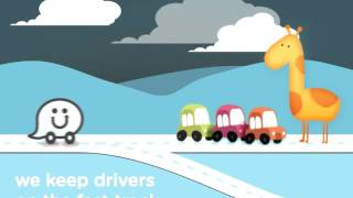 Waze: Free Real-Time Traffic Conditions for Broadcasters Nationwide   Waze