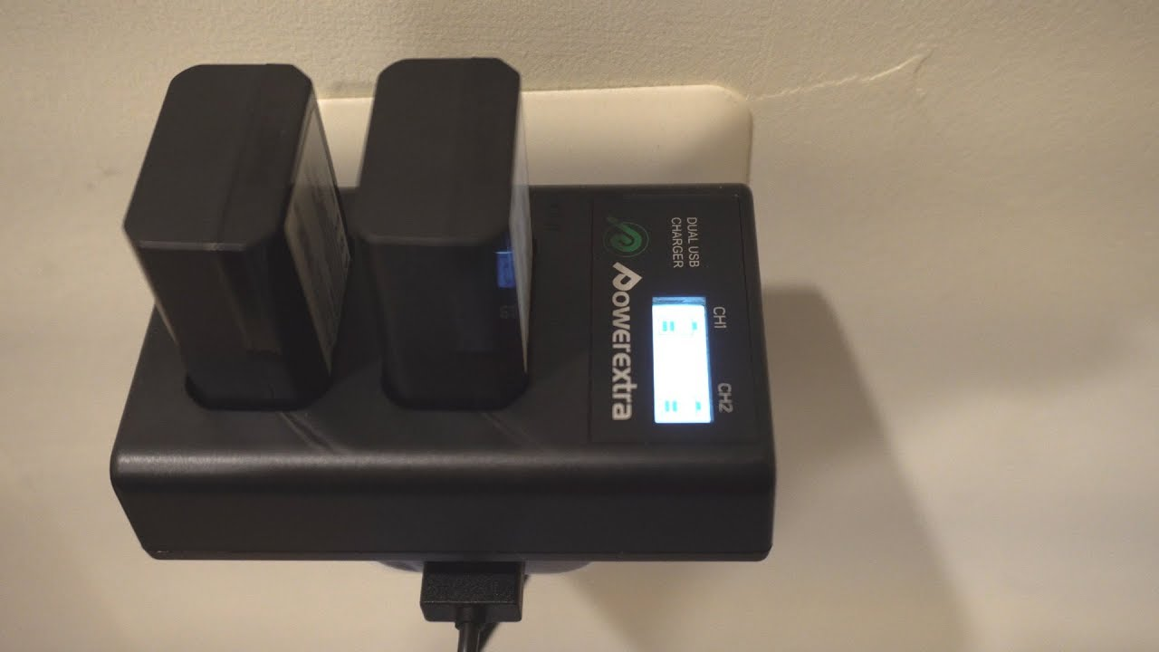 Powerextra Np Fw50 Batteries W Dual Charger For Sony Cameras Review Wasabi Power Battery 2 Pack And