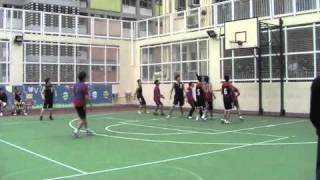 籃球友誼賽2011 - SKHSBS VS CHECSS