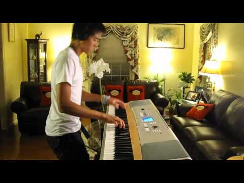 Hillsong Live - God Is Able (HD Studio Piano Cover)