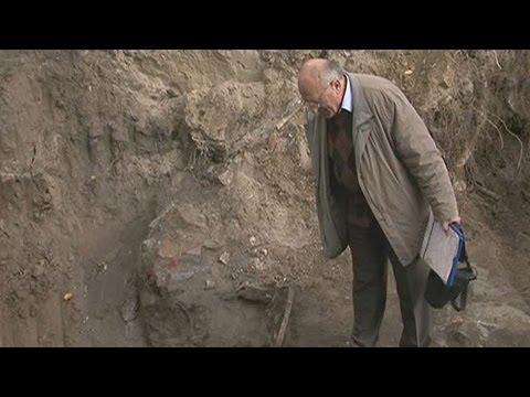 Средневековый замок времён РП раскопали в Брестской крепости