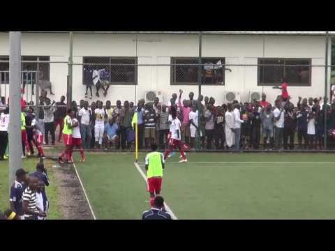 WAFA SC 5 - 0 Hearts Of Oak Highlights - 2016/17 Ghana Premier League