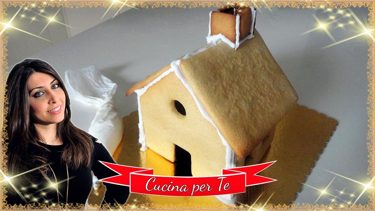 Casetta Di Natale Da Colorare : Casetta di pan di zenzero ricette natalizie prima parte