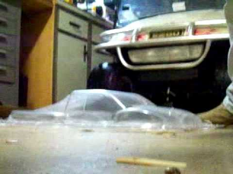 how to vacuum form rc body at home doovi Making a Mold for a Fiberglass Hull Fiberglass Mold Fabrication