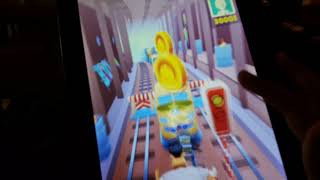Nights at school A. I's and subway surfer part 1