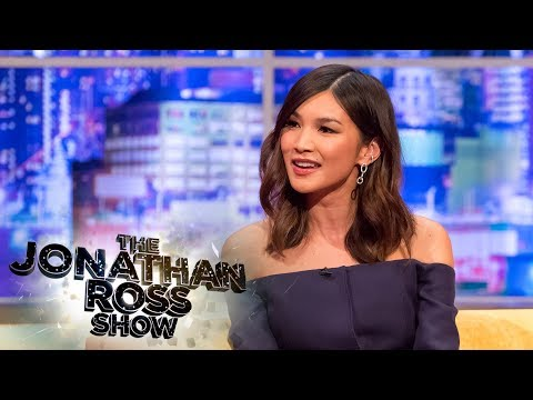 Gemma Chan's Co-Star Was Attacked By Monkeys | The Jonathan Ross Show