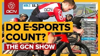 Is E-Racing Proper Cycling?   The Gcn Show Ep. 309
