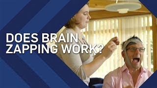 Does Brain Zapping Supercharge You? | Brit Lab