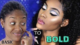 Basic to BOLD Transformation | Hair & Makeup