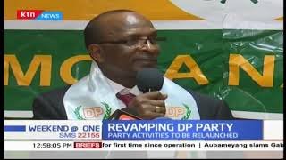 The Democratic Party of Kenya set to hold its national delegates conference next month