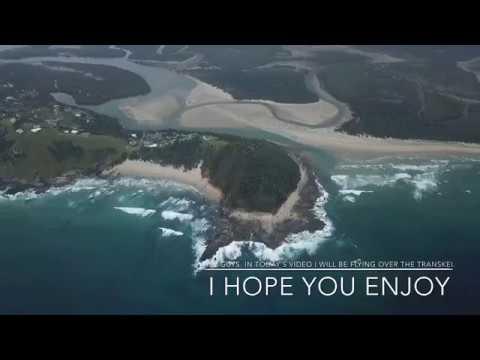 Download Drone flight over the Transkei.