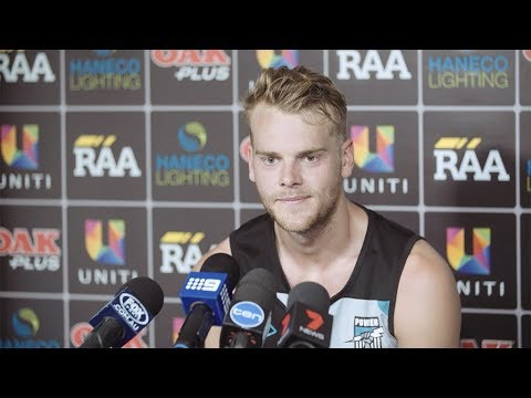 Jack Watts press conference - 11 December 2017