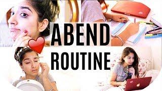 ABEND ROUTINE - Hautpflege, Abschmink Routine, Nach der Uni | Sanny Kaur