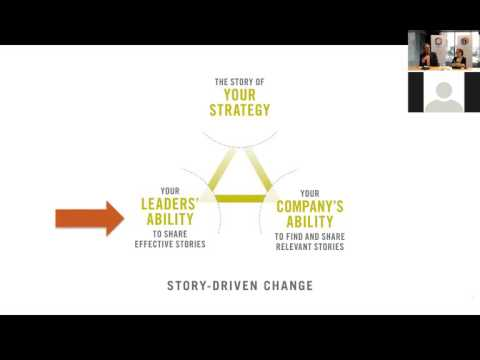 Storytelling for Managing Change with Shawn Callahan