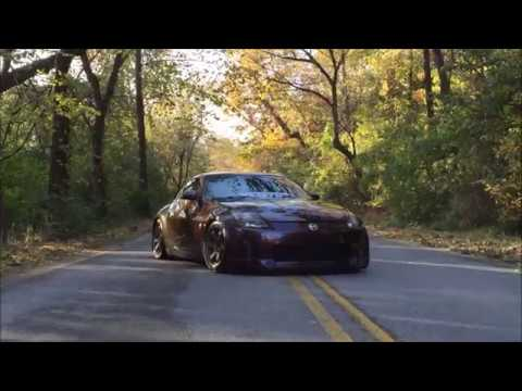 Luis 350z // Lowered