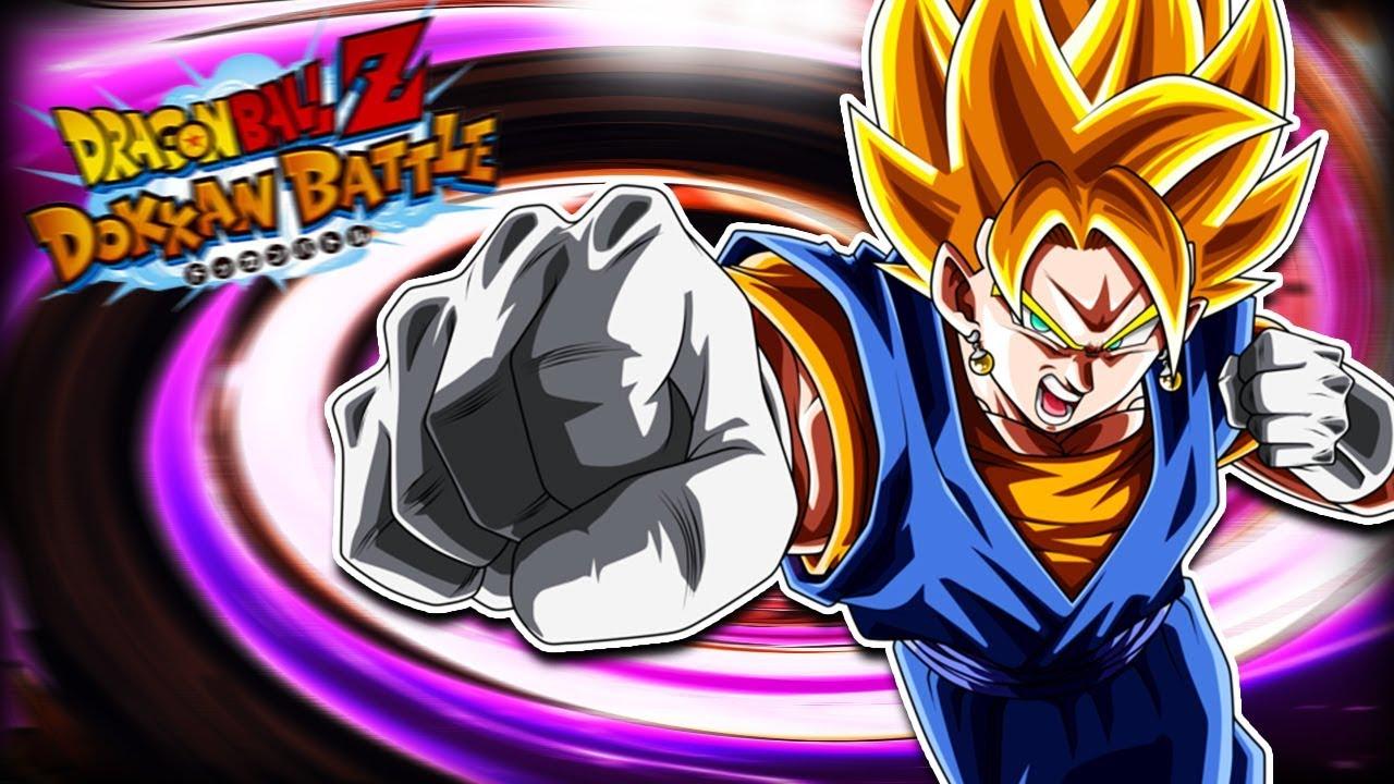 The Ultimate Troll New Super Vegito Multi Summons Dragon Ball Z