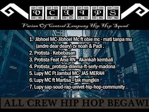 Album Hip-Hop Lampung Tengah V-Clips (varian Of Central Lampung Hip-Hop Squad) 2