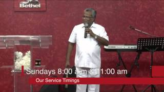 Sunday Sermon by Rev. Dr. M A Varughese