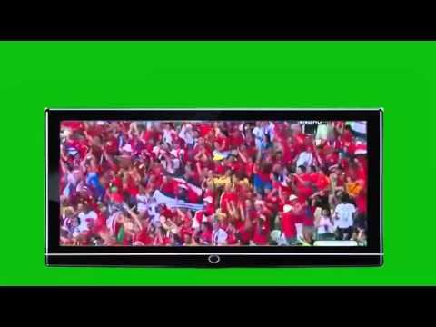 Grupo d fecha 1 mundial Brasil 2014 Uruguay vs costa rica 1-3