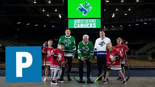Abbotsford Canucks introduced, GM takes questions from media   Province