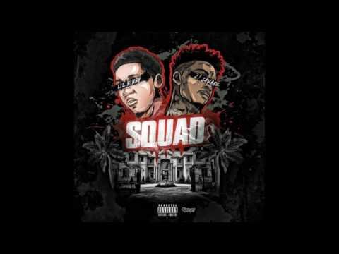 Lil Bibby - Squad Feat 21 Savage [HD]