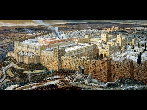 Jerusalem: the Center of All Things