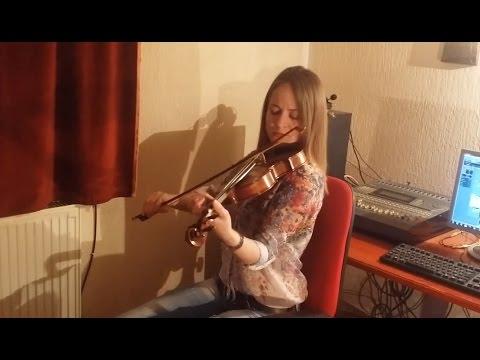 U meni jesen je (instrumental, violina) - Jelena Urosevic