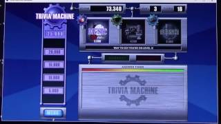 Trivia Machine Reloaded Aired: 9/12/2016