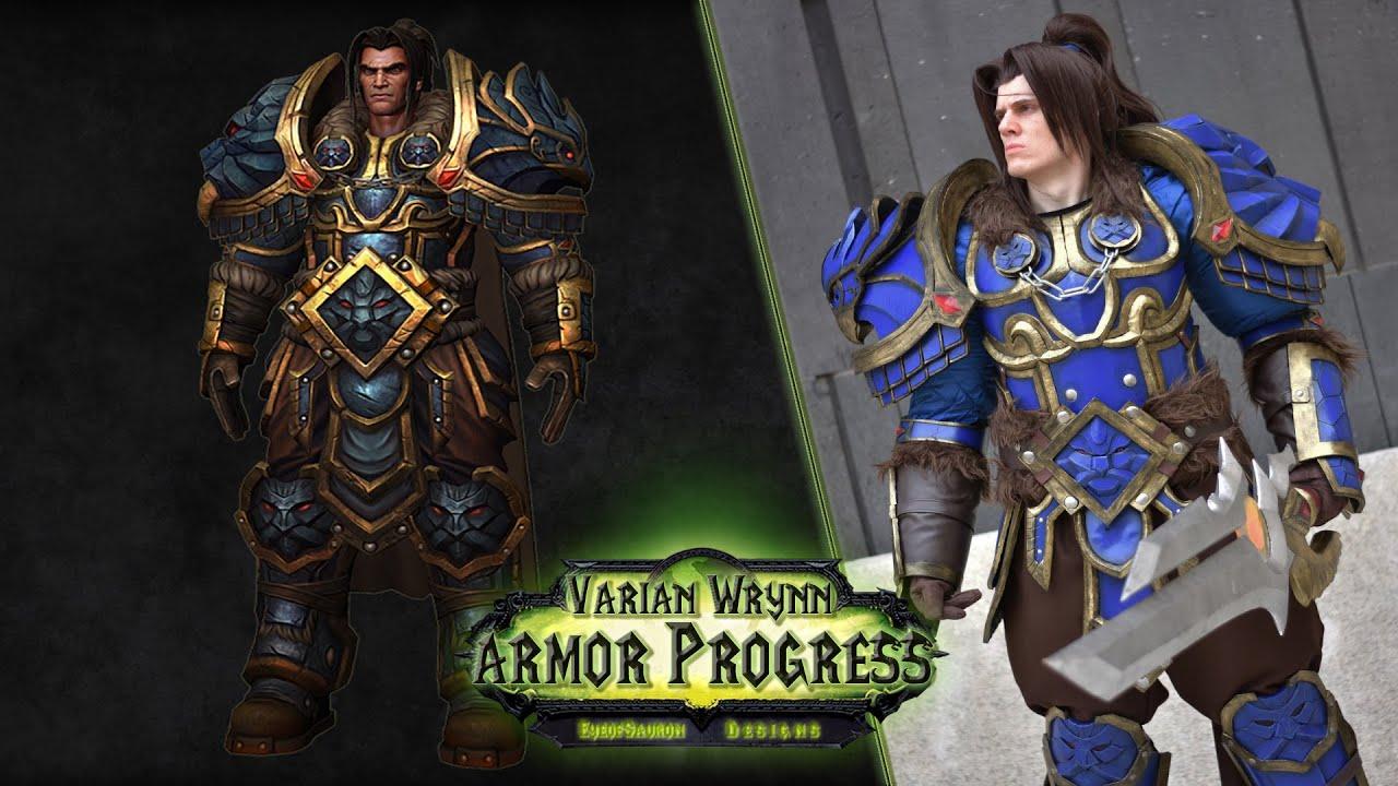 Varyan Build Hots