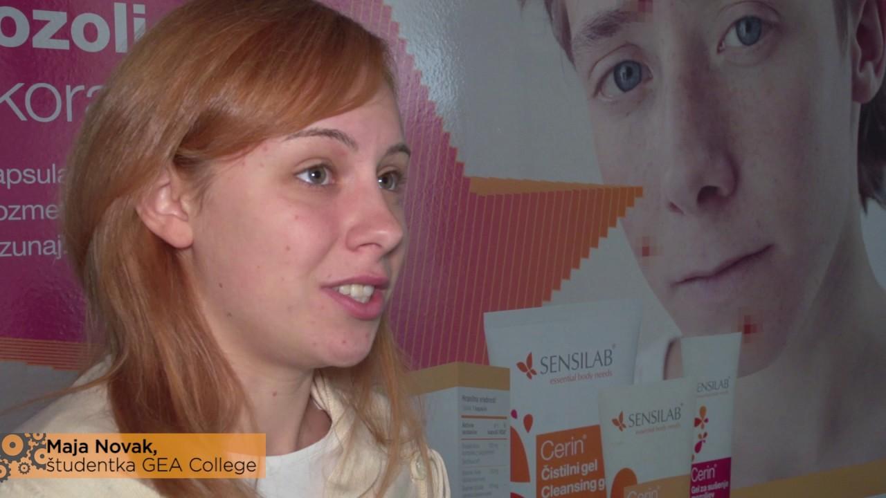 GEA College Študentski izziv - podjetje Sensilab - YouTube