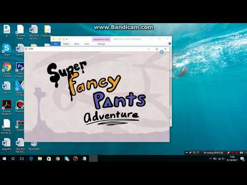 How to Download Super Fancy Pants Adventure for Free!!! | 2017 Working