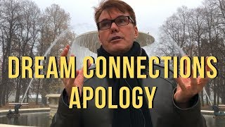 Dream Connections Romance Tours, Public Apology To Mark Davis And Anna Davis