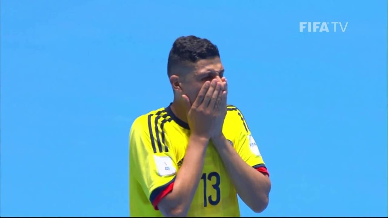 Video: Futsal Colombia vs Futsal Paraguay