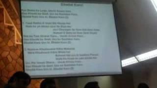 Ibadat Karo sung by KL Telugu Fellowship
