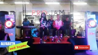 ALFABETH Band-wedi Karo Bojomu Cover. Live At PRO JAM