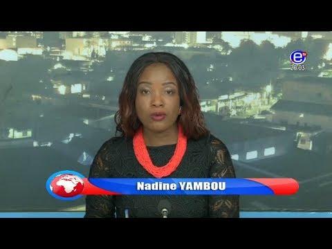 Journal 20H00 - Samedi 27 Mai 2017 - EQUINOXE TV