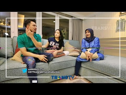 JANJI SUCI - Lebaran Di Jogja Atau Bandung ? (03/07/16) Part 1/4