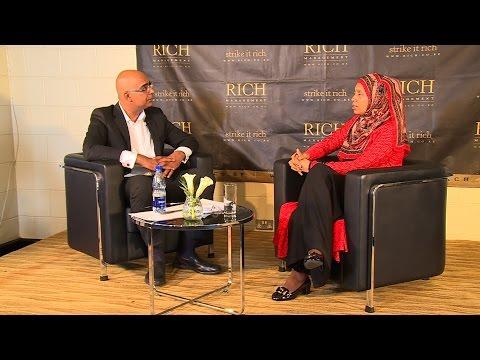 #Mindspeak Interview with Sumayya Hassan-Athmani, CEO. National Oil @SumayyaAthmani