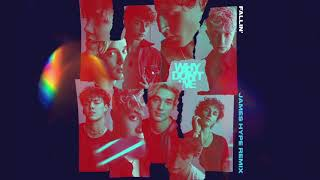 Why Don't We - Fallin' (Adrenaline) (James Hype Remix) [Official Audio]