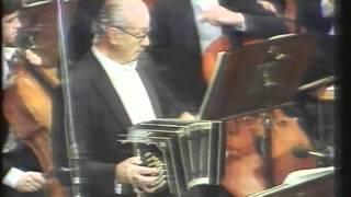 Concierto para Bandoneón, orquesta de cuerdas y percusion