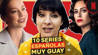 10 series españolas muy guay que no son La Casa de Papel ni Élite
