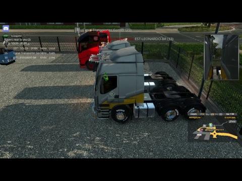LIVE #EST - Expresso Super Truck com convidados Canal Transporter Gamer