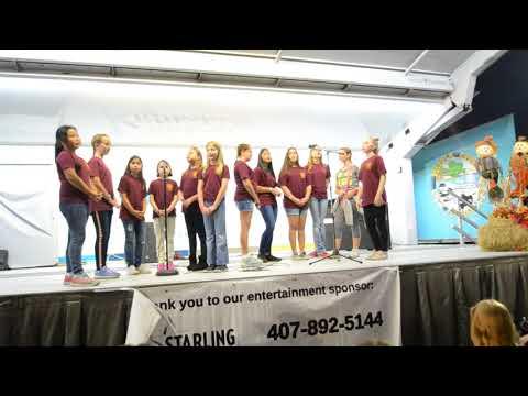 St. Thomas Aquinas Catholic School Praise Choir Video 6