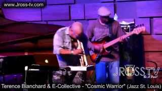 "James Ross @ Terence Blanchard & E-Collective - ""Cosmic Warrior"" - www.Jross-tv.com"