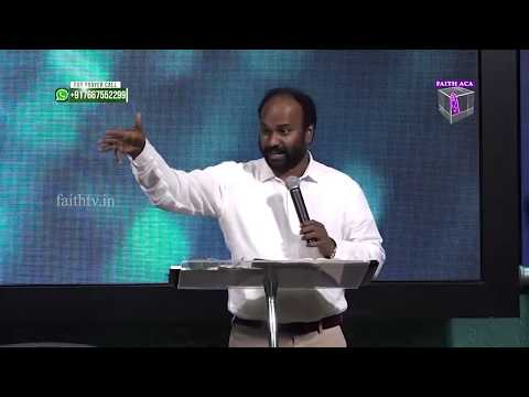 When you sing, you glorify God. |Tamil Christian Message | Eva.Wesley Maxwell