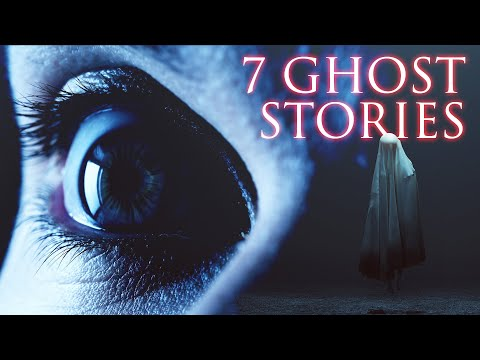 7 Ghost Stories That'll Keep You Up At Night