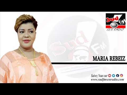 Download SUDMATIN  DU 21 09 2020 AVEC SISTER MARIA