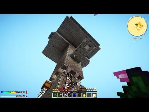 Minecraft Crash Landing #12: GIẾT QUÁI HÀNG LOẠT!
